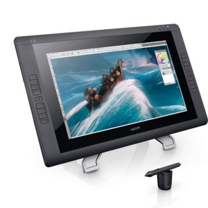 "Mesa Digitalizadora - Wacom Cintiq 22HD 21.5"" Full HD"